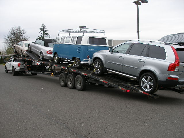 2004 Kaufman 4 Car Trailer 4x4 And Off Road Forum