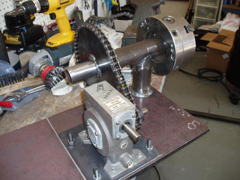 welding positioner build - Pirate4x4