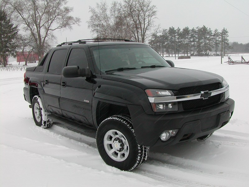 2003 Chevy Duramax Avalanche 2500HD  Pirate4x4Com  4x4 and Off