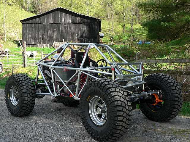Building A Suzuki Samurai X