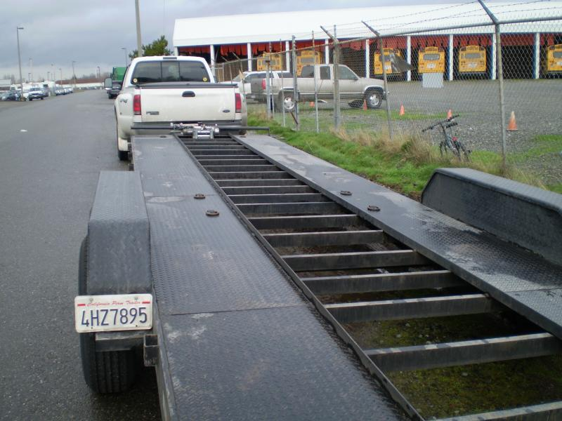 2007 34 2 Car Bumper Pull Trailer Pirate4x4 Com 4x4 And Off