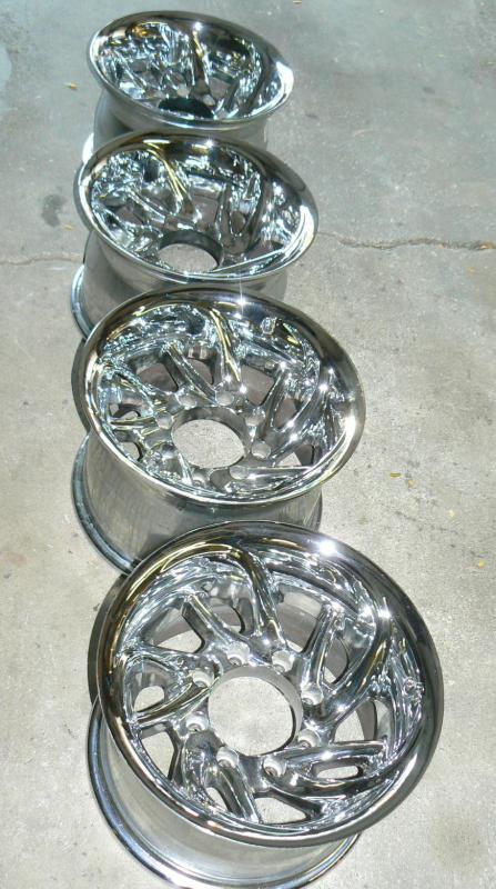 16 X 10 Ultra Claw Chrome Wheels Pirate4x4 Com 4x4 And