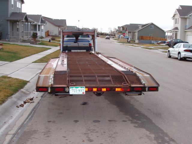 attached images - Mobile Home Frame