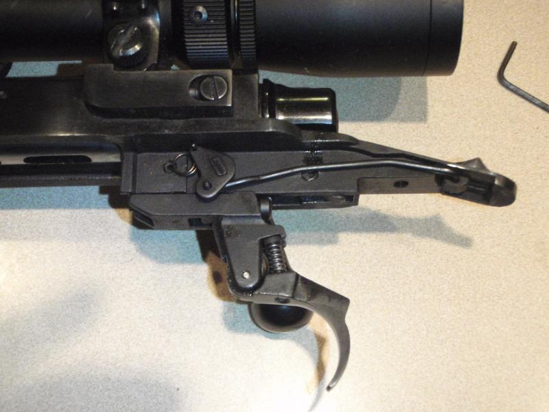Ruger M77 Trigger cleanup - Pirate4x4 Com : 4x4 and Off-Road Forum