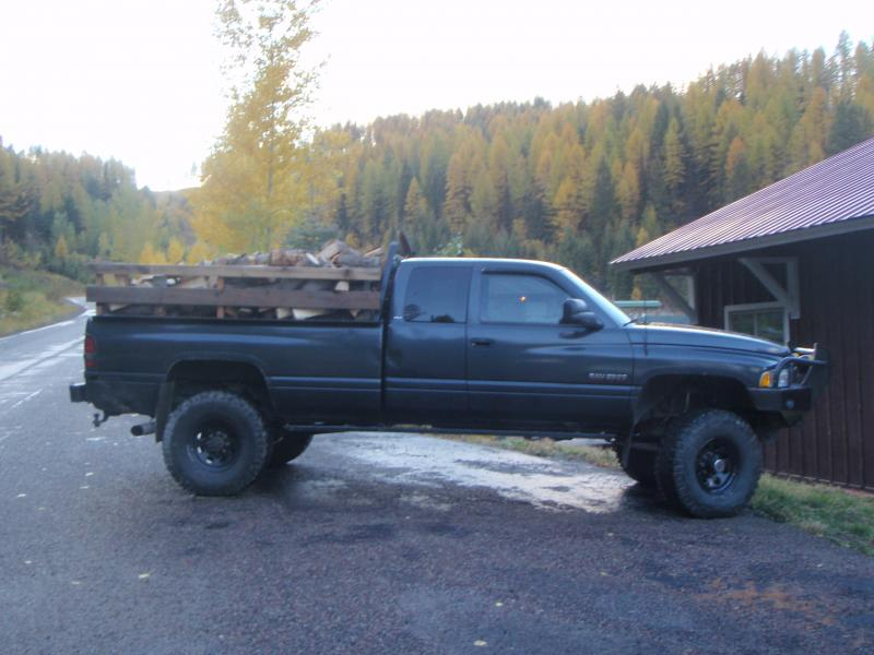 D Lets See Your Flatbeds Pa on 1997 Dodge Ram 1500 Tailgate