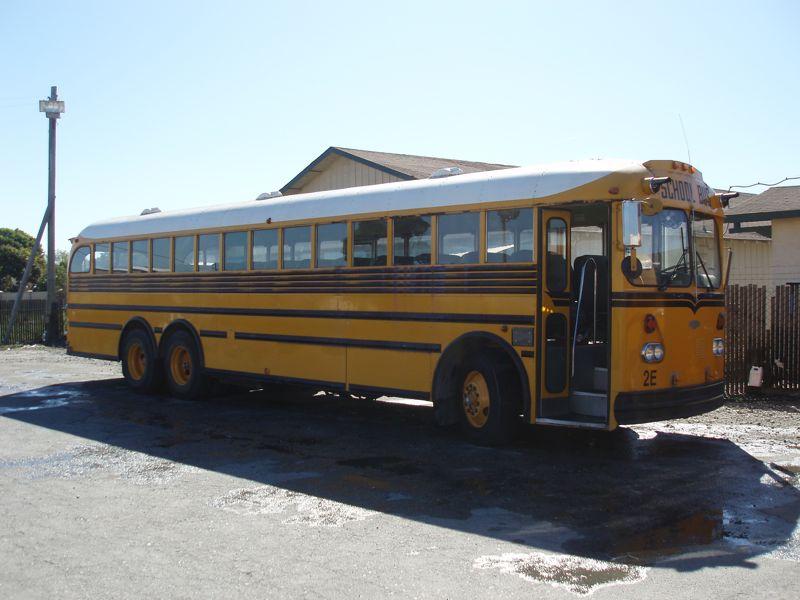 School Bus Camper Conversion Pirate4x4com 4x4 And Off Road Forum