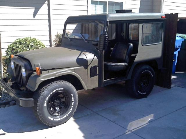 1971 jeep dj5 postal jeep pirate4x4 com 4x4 and off road forum. Black Bedroom Furniture Sets. Home Design Ideas