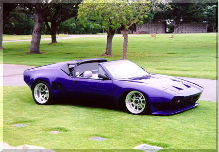 Iu0027m Either Building A Cobra Kit Car Or Buying One Of These: