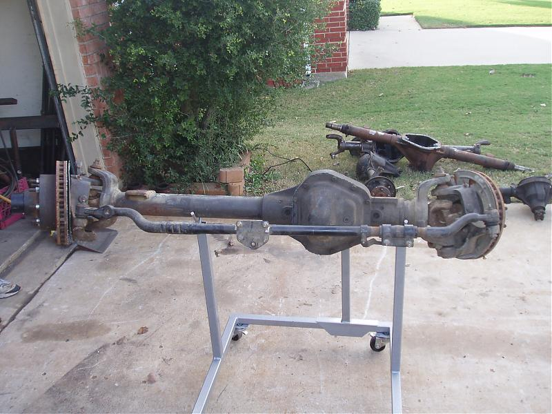 The Future of Domestic Solid Front Axles