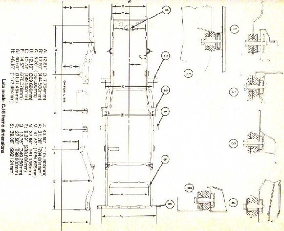 91 jeep yj wiring diagram totm: frame tech - pirate4x4.com : 4x4 and off-road forum #7