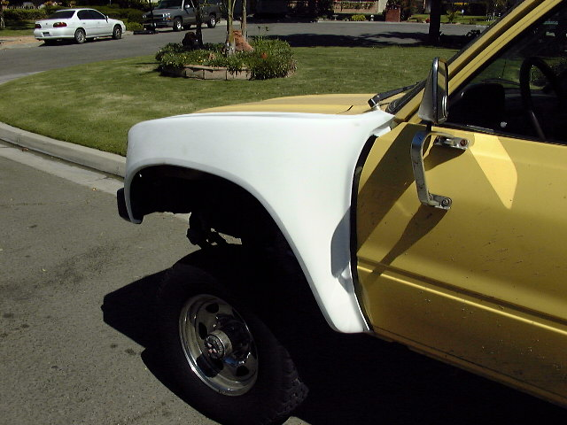 First Gen Fiberglass Fenders - Pirate4x4 Com : 4x4 and Off