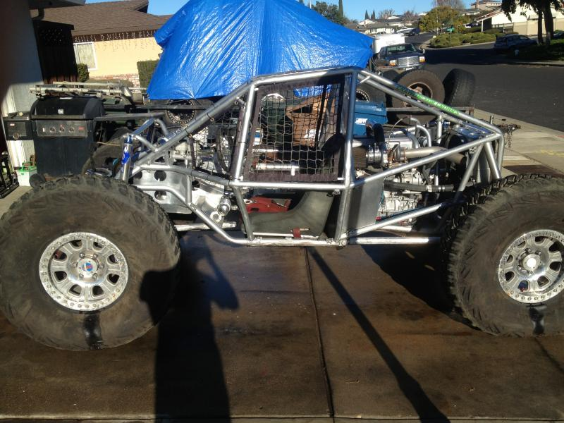 4x4 Rock Buggy TC 2 4 Build - Cobalt SS Network