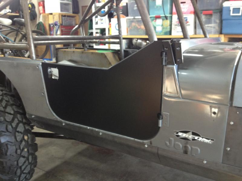 Anyone Use Have Warrior Products Steel Half Doors For Yj