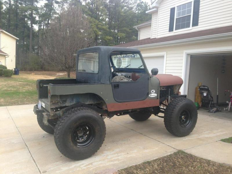 Jeeps With Truck Cabs Page 13 Pirate4x4com 4x4 And Off Road Forum