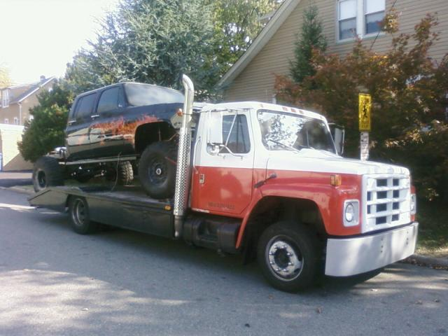 Flatdeck Quot Car Quot Hauler Pirate4x4 Com 4x4 And Off Road Forum