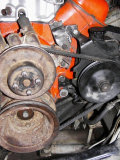 D Pic on Chevy 350 Power Steering Pump Brackets