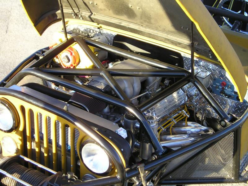 Hummer H3 Engine Conversions Problems And Solutions