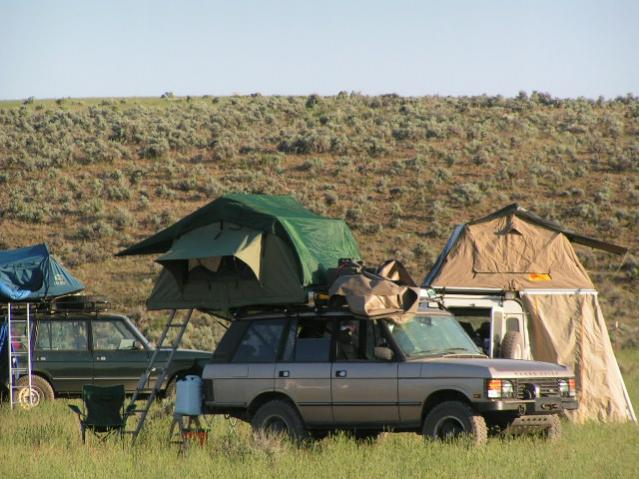 Attached Images & Anyone ever build/fab a rooftop tent - Pirate4x4.Com : 4x4 and Off ...
