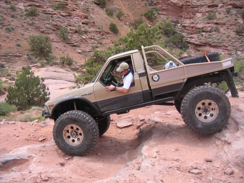 83 pickup build - Pirate4x4.Com : 4x4 and Off-Road Forum