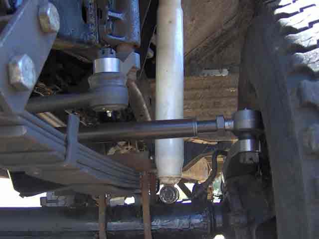 Toyota High Steer
