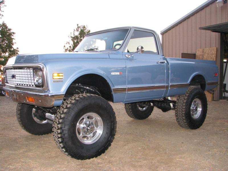 School Me On Classic Chevy Trucks - Pirate4x4.Com : 4x4 and Off ...