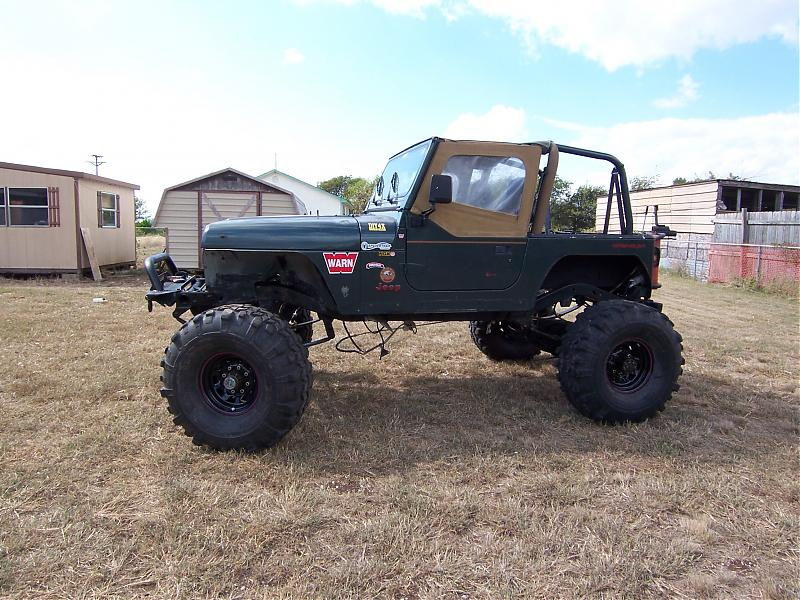 Yj Stretch Builds Page 5 Pirate4x4 Com 4x4 And Off
