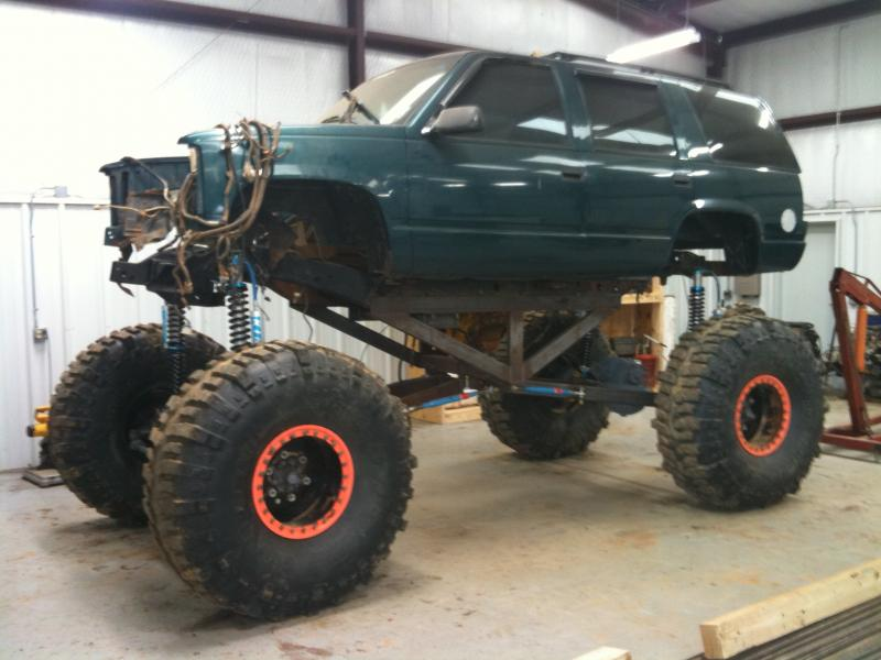 Lets See Your Mud Truck Or Mud Racer Page 10