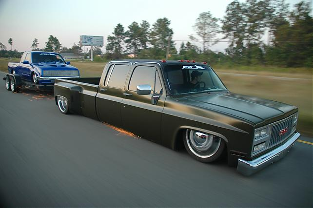 Single Cab Short Bed Duramax >> Bagged dually? - Pirate4x4.Com : 4x4 and Off-Road Forum