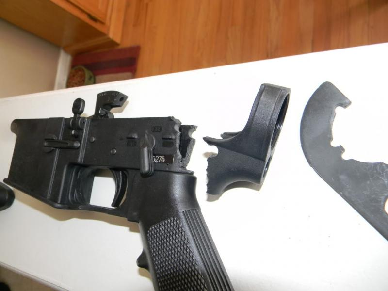 polymer ar-15 lower - Gear - IllinoisCarry com