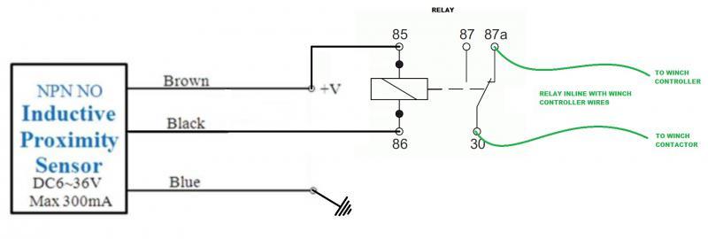 Check My Wiring Of Transistor Proximity Sensor