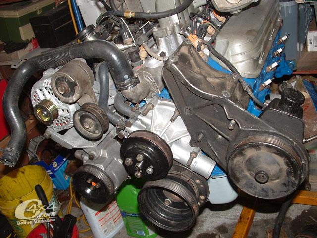 Saginaw Power Steering Pump >> GM saginaw pump in yer ferd - Pirate4x4.Com : 4x4 and Off-Road Forum