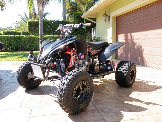com : 4x4 and off-road forum - view single post - 2007 yfz 450 se race  ready w/trailer & ready to rip!