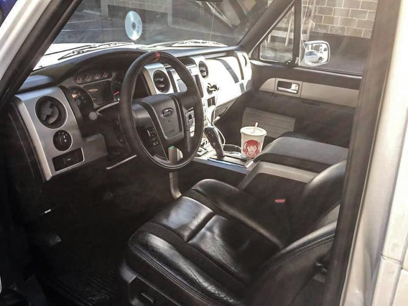 OBS F350 interior/dash swaps using superduty parts ...