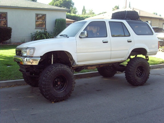 1995 toyota 4runner solid axle - Pirate4x4 Com : 4x4 and Off
