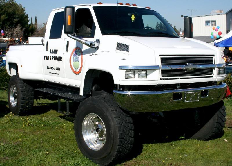 2006 Chevy Kodiak Monster 4x4 Ultimate Tow Rig Pirate4x4 Com 4x4