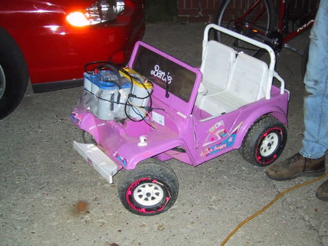 Power Wheels Jeep Mods - Show Me Your Kids U0026 39  Rigs