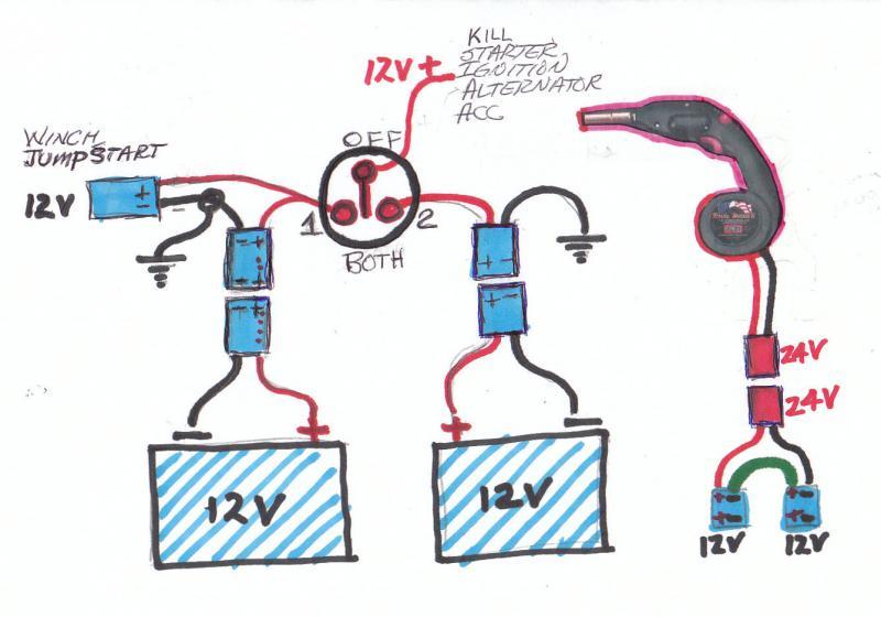 Ready welder wiring diagram wiring diagrams schematics wiring gurus step inside page 2 pirate4x4 com 4x4 and off road alternator welder schematic chicago asfbconference2016 Gallery