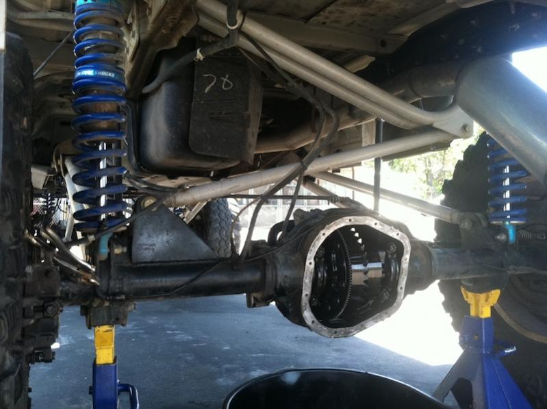 4 Link Rear Suspension On A Psd Help Me Identify