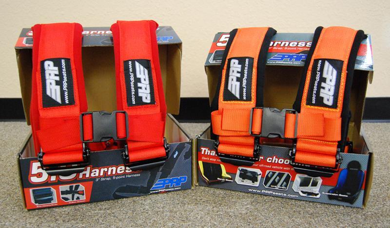 PRP Seats & Harness at CCOR 706-207-4140 - JeepForum com