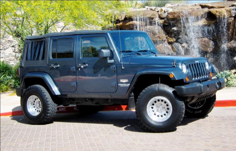 2007 hemi jeep wrangler unlimited loaded sahara pirate4x4 com 4x4 and off road forum. Black Bedroom Furniture Sets. Home Design Ideas