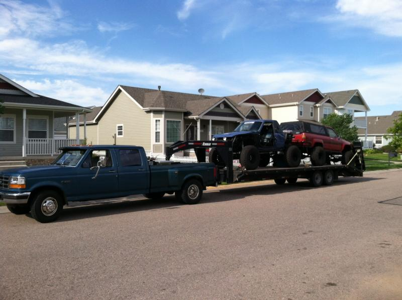 Towing with a OBS - Page 3 - Ford Truck Enthusiasts Forums
