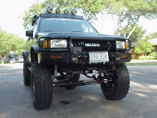 rodeo sas swap - Pirate4x4 Com : 4x4 and Off-Road Forum