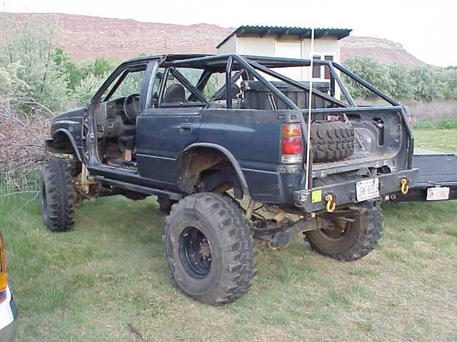 rodeo sas swap - Pirate4x4 Com : 4x4 and Off-Road Forum