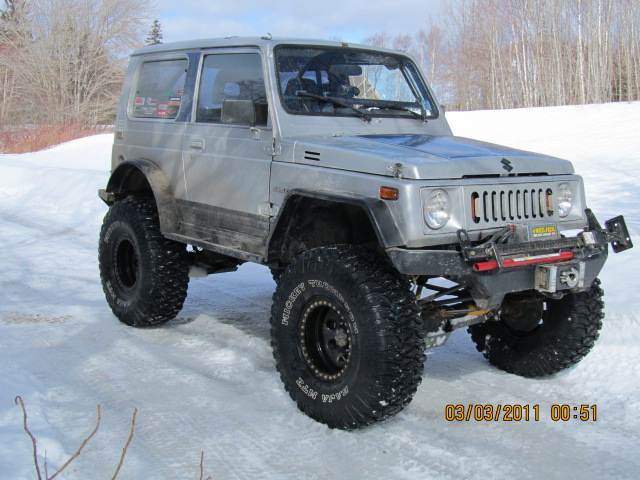 calmini lift kit - pirate4x4 : 4x4 and off-road forum