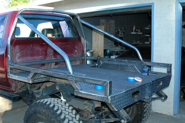 Rear Bumper Issues W Flatbed Pirate4x4 Com 4x4 And