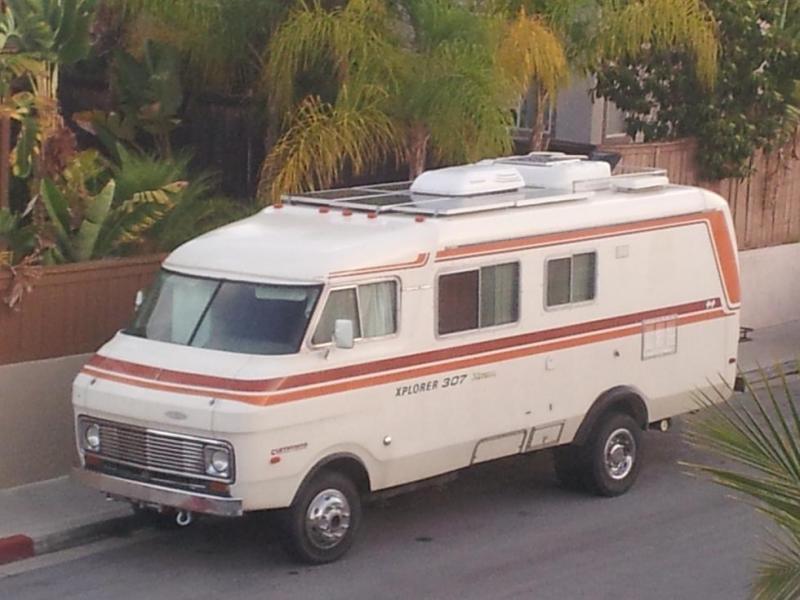 70's ERA motorhome cummins swap? - Pirate4x4.Com : 4x4 and Off-Road Forum