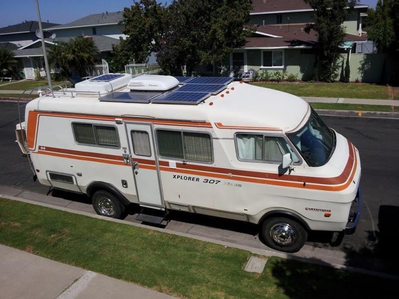 70s ERA Motorhome Cummins Swap