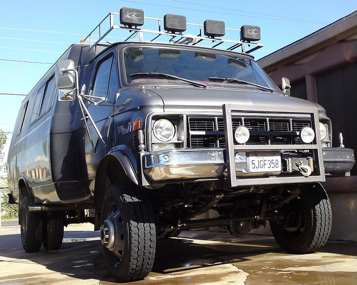 Dodge 4x4 Sportsman Trans Van | CL Seattle - $1200