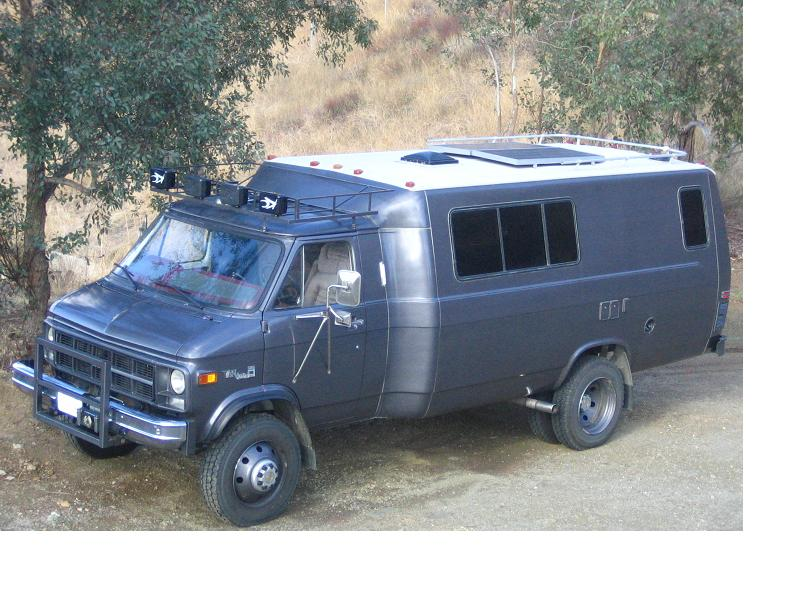 of 4x4 Vans. - Page 4 - Pirate4x4.Com : 4x4 and Off-Road Forum
