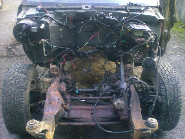 s10 v8 conversion wiring harness    s10       v8    swap tutorial pirate4x4 com 4x4 and off road forum     s10       v8    swap tutorial pirate4x4 com 4x4 and off road forum